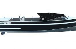van vossen aluminium tender 1000 - 950