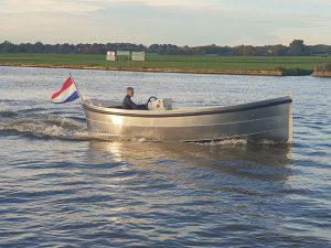 VanVossen Sloep 650
