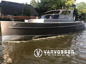 VanVossen Tender 1000 Cabin