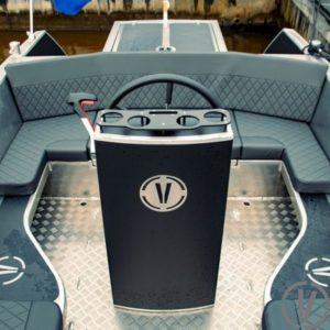 Aluminium tender 595 Van Vossen