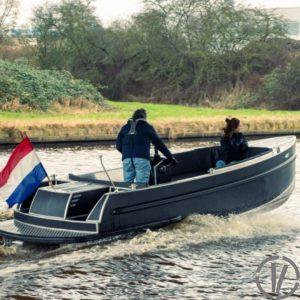 Van Vossen Tenders Aluminium 595