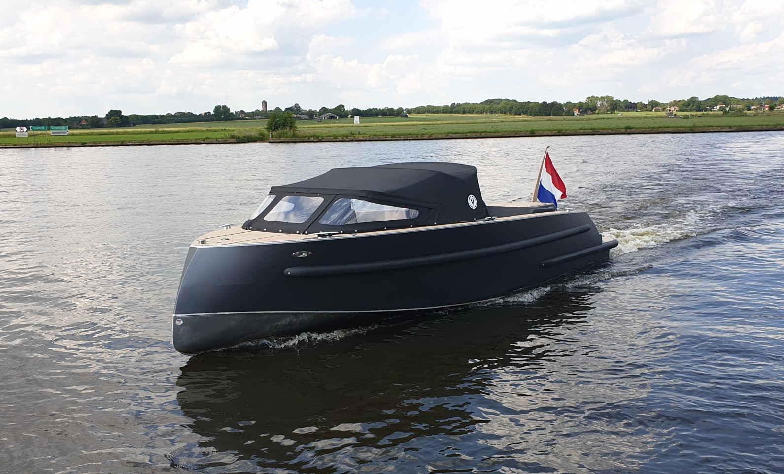 VanVossen Tender 777 Sport