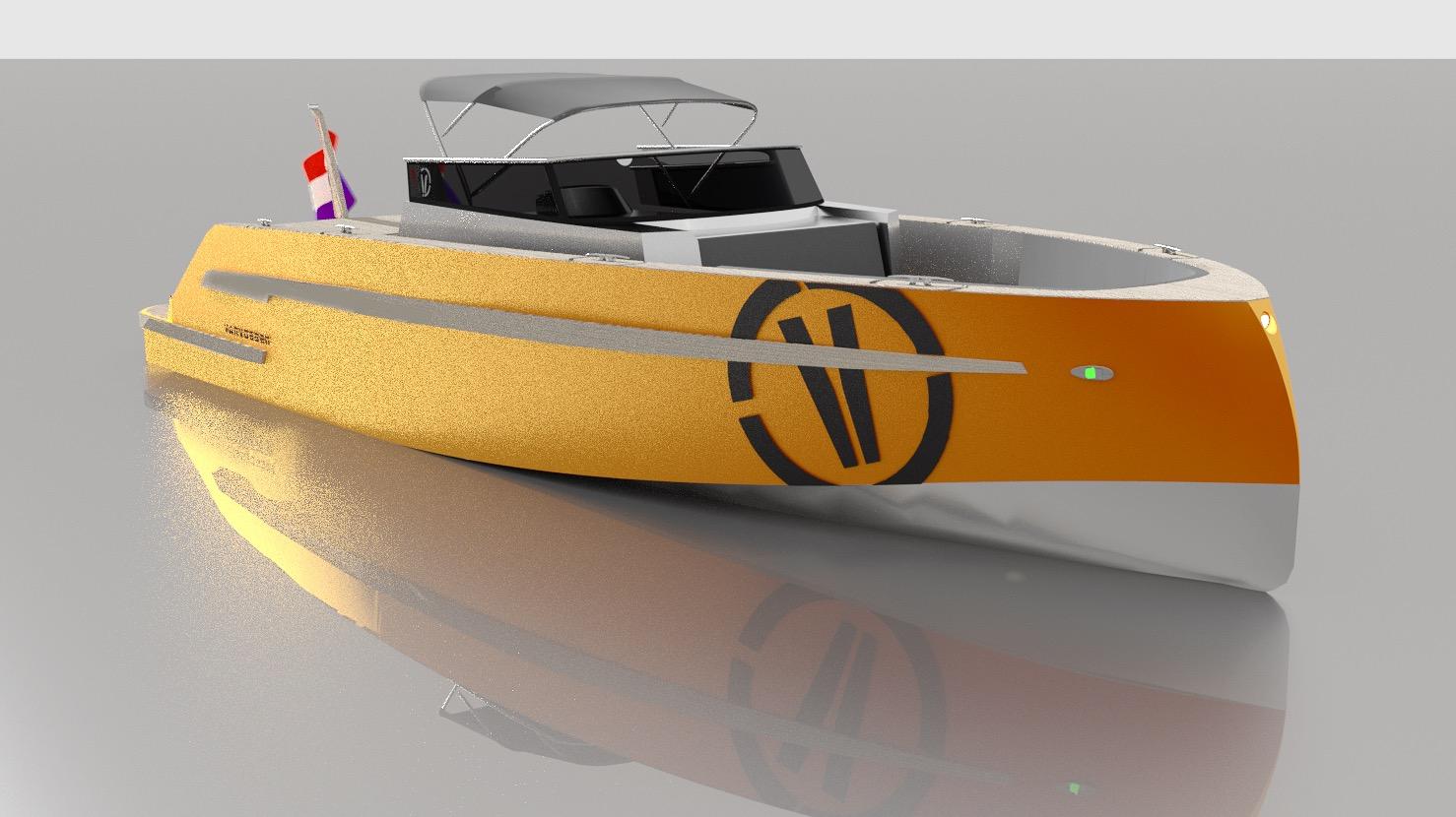 VanVossen Tender 950 Sport