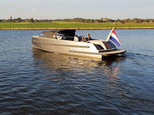 VanVossen Tender 888 Sport