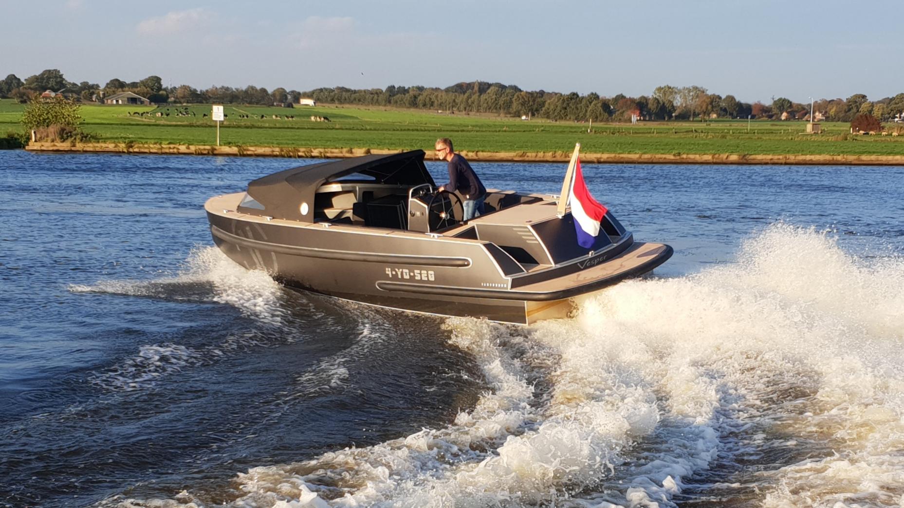Afbeeldingsresultaat voor VanVossen tender 888 (sport)