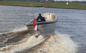 aluminium boten zijn duurzaam
