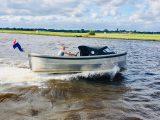 Sloep 550 Sport zijkant varend