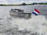Sloep 550 Sport Van Vossen Tenders zijkant