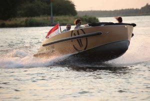 van vossen tenders aluminium boten