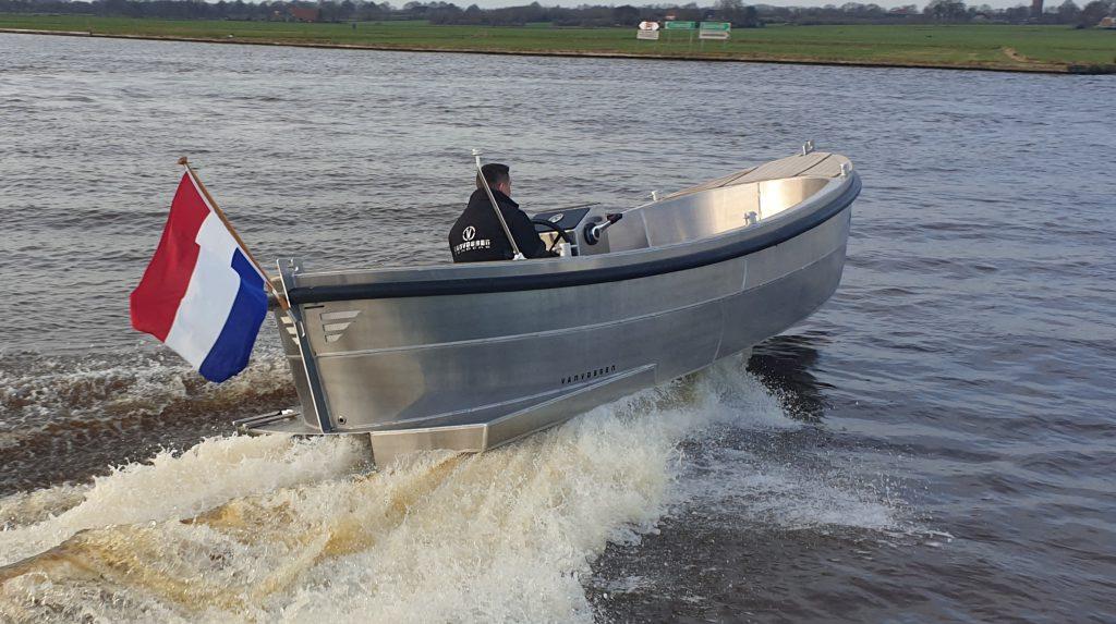 aluminium sloep in Friesland kopen