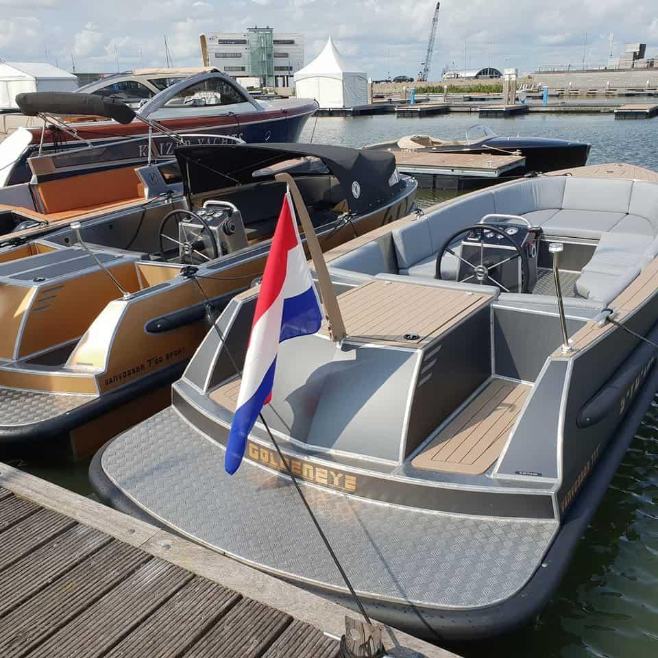 aluminium boot kopen vlakbij Amsterdam