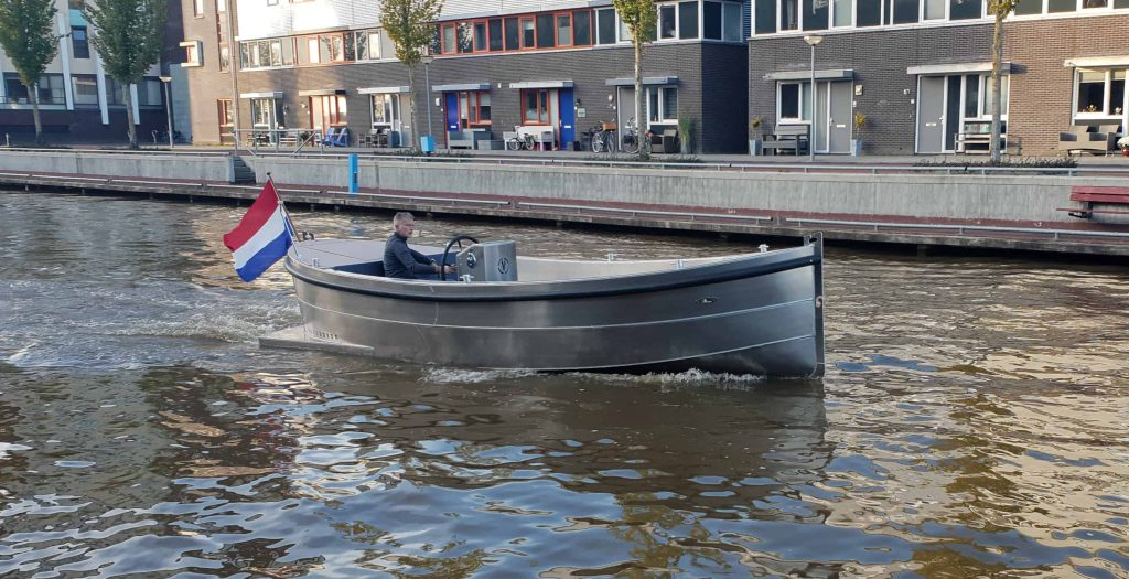 aluminium boot kopen in Rotterdam