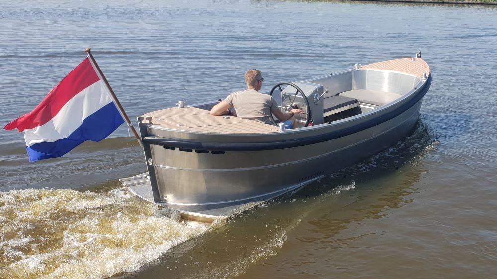 voordelen Van Vossen Tenders boot