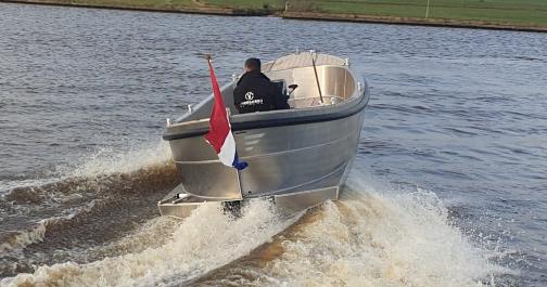 Sloep kopen Leiden Van Vossen Tenders
