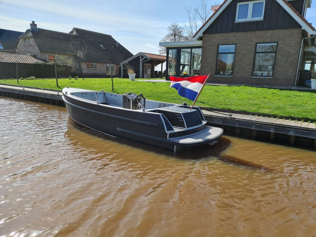 Aluminium boot kopen in Leeuwarden